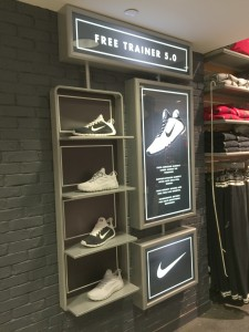 FOOTLOCKER - LED LIGHTING