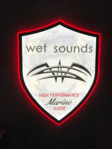 WET SOUNDS - NEO NEON LOGO